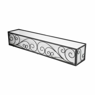 48in. Wayfarer Window Box Cage w/ Liner