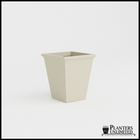 Tuscana Tapered Fiberglass Commercial Planter 26in.L x 26in.W x 30in.H