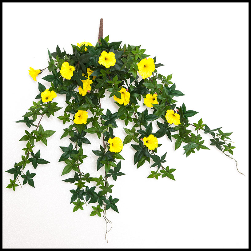 26in morning glory vine outdoor rated yellow click to enlarge mightylinksfo