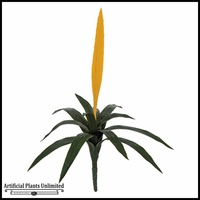 27in. Vriesea Bromeliad, Yellow - Outdoor