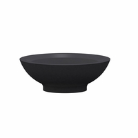 "29""Dia. x 10""H Luna Low Bowl Planter"