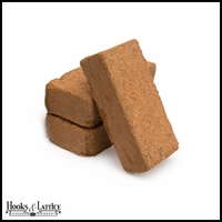3 Pack of Coconut Coir Fiber Blocks - Growing Medium