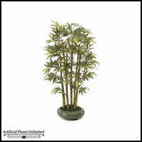 30in. Bamboo Palm - Green|Indoor