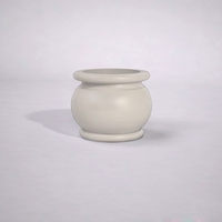 "30"" Dia. x 24""H Abbey Round Planter"