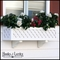 """30"""" Lattice Premier Window Box w/ *Easy Up* Cleat Mounting System"""