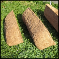 "30"" Standard Coconut Liner for Hayracks & Troughs"