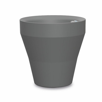 30in. Rimmed Self-Watering Planter