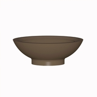 "32""Dia. x 11"" Luna Low Bowl Planter"