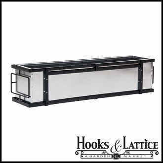 36in. Contemporary Cage w/ Liner