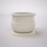"36"" Dia x 30""H Round Villagio Planter"