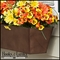 "36"" Galvanized Window Box- Bronze"