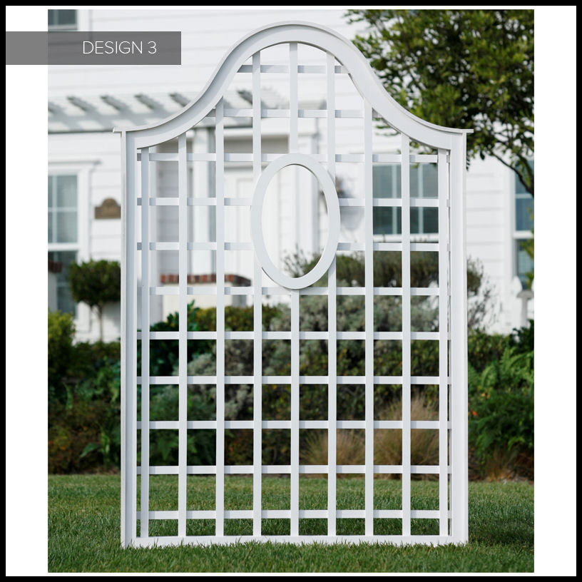 click to enlarge - Garden Trellises