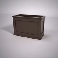 Cape Cod Premier Composite Commercial Planter 36in.L x 18in.W x 24in.H