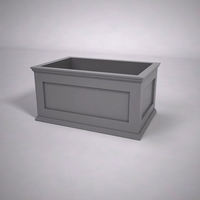 Cape Cod Premier Composite Commercial Planter 36in.L x 24in.W x 18in.H