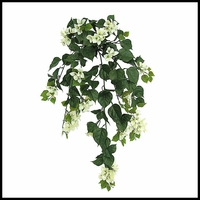 3' Outdoor Artificial Bougainvillea- Cream