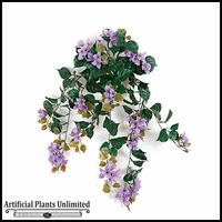 3' Outdoor Artificial Bougainvillea - Purple