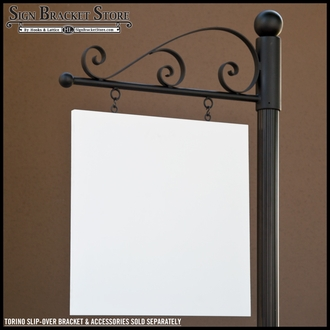 "36"" Square Sign Blank - Square Corners"