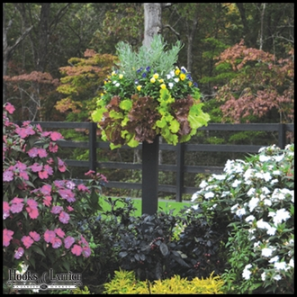 36in. All-In-One Column Planter Kit