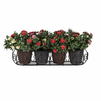 36in. Parisian Window Box