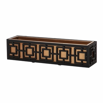 36in. Sofisticato Aluminum Window Box