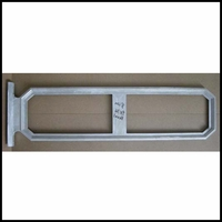 36in x 9in Beveled Corner Street Sign Frame