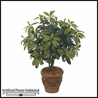 37in. Outdoor Artificial Rhododendron