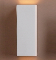 "4.5"" Building Block Ceramic Wall Sconce"