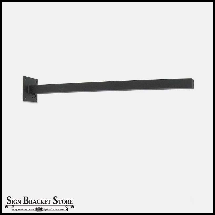 40 Universal Straight Arm Bracket For Banners Or Hanging Signs