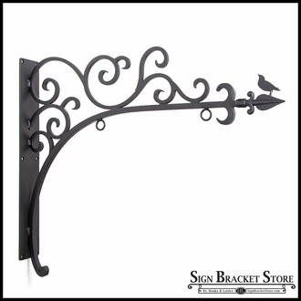 40in. La Costa Scroll Sign Bracket