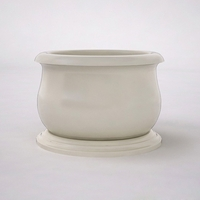 "42"" Dia. x 30""H Round Villagio Planter"