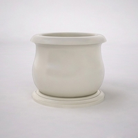 "42"" Dia. x 36""H Round Villagio Planter"