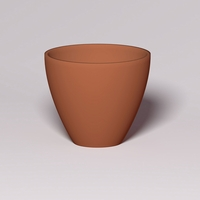 42in. Dia. x 36in.H Tuscany Round Planter