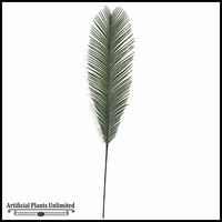 44in. Cycas Palm Branch-Light Green