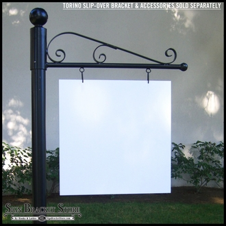"46"" Square Sign Blank - Square Corners"