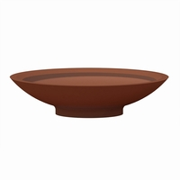 "47"" Dia x 11""H Luna Low Bowl Planter"