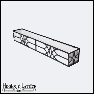 48in. Falling Water Cage w/ Liner