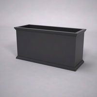 Laguna Premier Composite Commercial Planter 48in.L x 18in.W x 24in.H