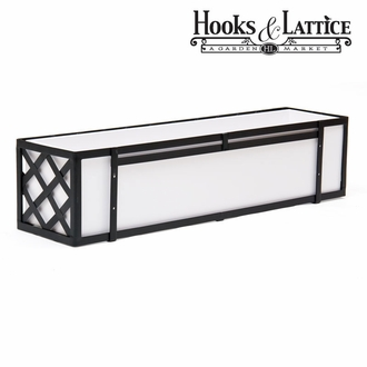 48in. Lattice Cage w/ Liner