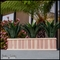 48in. Paneled Redwood Window Box