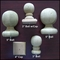 "5"" B2 Wood Ball Finial - Standard Grade"