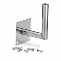 5in. Offset Stainless Steel Wall Mount for Weathervanes