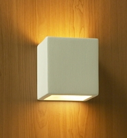 "5"" Perfect Square Geometric Wall Sconce"