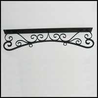 "50"" Parisian Ceiling Mount Sign Bracket"