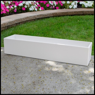 54in. Small Urban Chic Patio Planter