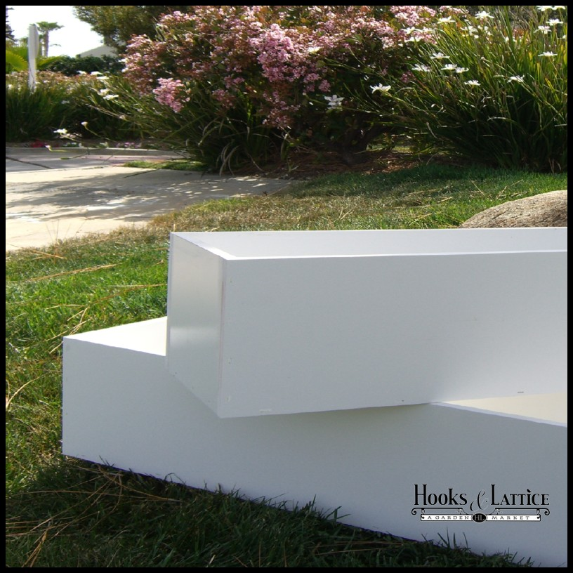 Pvc Planter Box Liners Window Box Liners Plastic Planter Liners