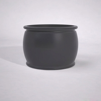 "60"" Dia. x 42""H Abbey Round Planter"