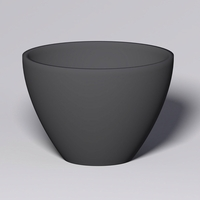 60in. Dia. x 42in.H Tuscany Round Planter