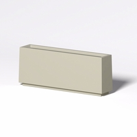 Marek Rectangle Planter 60in.L x 12in.W x 24in.H