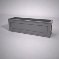 Cape Cod Premier Composite Commercial Planter 60in.L x 18in.W x 18in.H