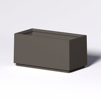 Marek Rectangle Planter 60in.L x 30in.W x 30in.H